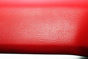 1965 mustang dash pad red reproduction