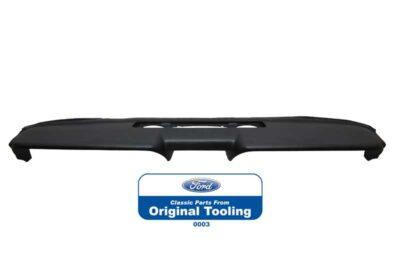 1966 mustang dash pad original ford tooling