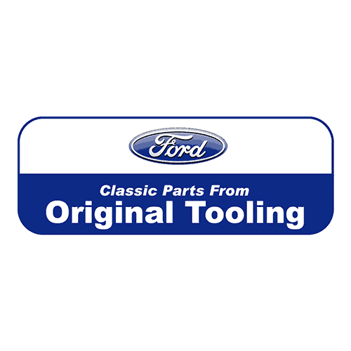 ford original tooling logo
