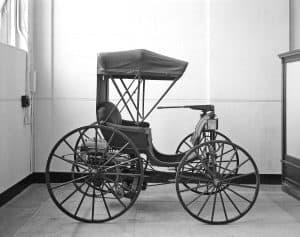 Duryea motor carriage